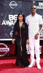 Nicki Minaj si Meek Mill