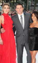 Channing Tatum, Amber Heard si Jeda Pinckett Smith