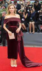 Diane Kruger - Rochie BOSS