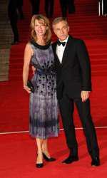 Christoph Walz si Judith Holste