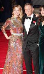 Lea Seydoux, Daniel Craig si Monica Bellucci