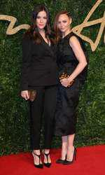 Liv Tyler si Stella McCartney
