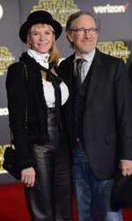 Steven Spilberg si Kate Capshaw