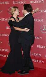 Kate Winslet si Johnny Depp