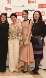Echipa Viva! (Adina Vilcea, Oana Popoiag, Luana Danet, Claudia Cojocea, Silvia Cristescu, Florentina Liutic)