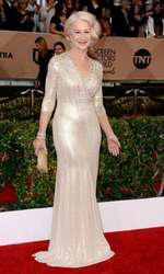 Helen Mirren - Rochie Jenny Packham