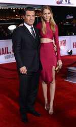 Josh Brolin si Kathryn Boyd