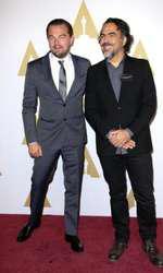 Leonardo DiCaprio si Alejandro Inarritu