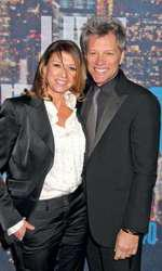 Bon Jovi și Dorothea Hurley
