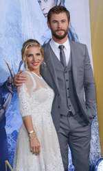 Chris Hemsworth si Elsa Pataky