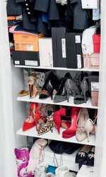 Diana Enciu are o mare pasiune pentru pantofii cu toc.