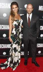 Jessica Alba si Jason Statham