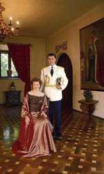 Principesa Margareta și Principele Radu