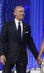 Barack si Michelle Obama
