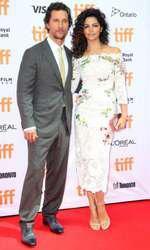 Matthew McConaughey si Camila Alves