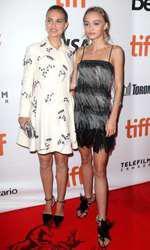 Natalie Portman si Lily Rose Depp