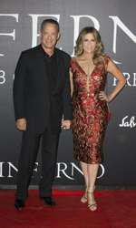 Tom Hanks si Rita Wilson