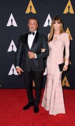 Sylvester Stallone si Jennifer Flavin