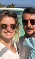 Ioana Blaj si Ducu Ion - se relaxează în Maldive