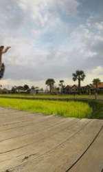Delia - își încarcă bateriile în Thailanda