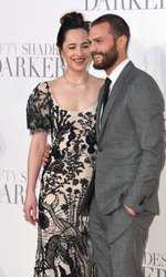 Jamie Dornan și Dakota Johnson