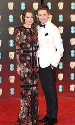 Hannah Bagshawe si Eddie Redmayne