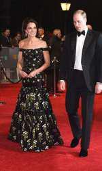 Kate si William