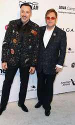 Sir Elton John si David Furnish