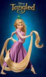 Balanță – Rapunzel (Tangled)