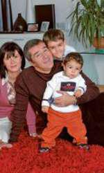 Dan Bittman si familia
