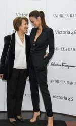 Andreea Raicu si mama ei