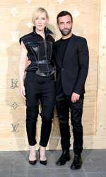 Cate Blanchett, Nicolas Ghesquiere