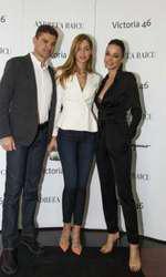 Cristian Boureanu, Laura Dinca si Andreea Raicu