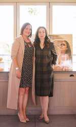 Cynthia Lambert si Lorena Buhnici