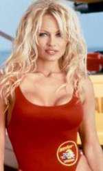 """Pamela Anderson, pe când făcea furori în serialul """"Baywatch"""""""