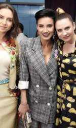 Adina Halas, Adelina Pestritu si Adina Buzatu