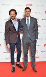 Alex Constantin si George Burcea