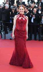 Julianne Moore - Rochie Givenchy Haute Couture