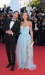 Lara Lieto si Adrien Brody