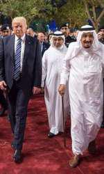 Melania Trump în Arabia Saudită