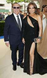 Thalia si Tommy Mottola