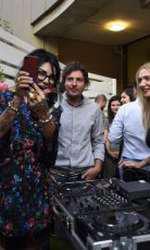 DJ Wanda si Cristina Cioran
