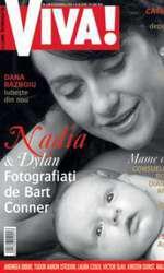 Nadia si Dylan pe coperta VIVA! in 2006