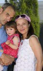 Roxana, Suria si Paul Gabor-Iliescu