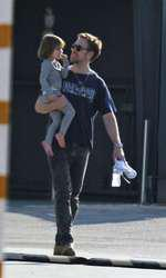 Ryan Gosling și fiica sa, Esmeralda