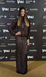 Antonia la petrecerea Viva! din 2013 (rochie Pas du Tout, sandale Casadei)