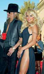 Pamela și Kid Rock