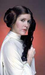 """Deși rolul ei ca Prințesa Leia în """"Războiul Stelelor"""" a făcut-o faimoasă, Carrie ura acest film pentru acest motiv. Aceasta a declarat că dacă ar fi știut ce succes va avea seria, nu s-ar fi implicat în asta. """"Tot ce am făcut când eram foarte faimoasă a fost să aștept să se termine"""", a explicat actrița."""