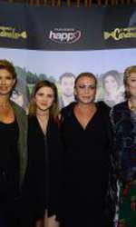 Alina Chivulescu, Cristina Ciobănașu, Dana Dembinski și Virginia Rogin