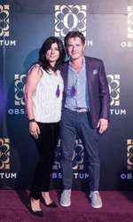 Carmen Seitan si sotul ei